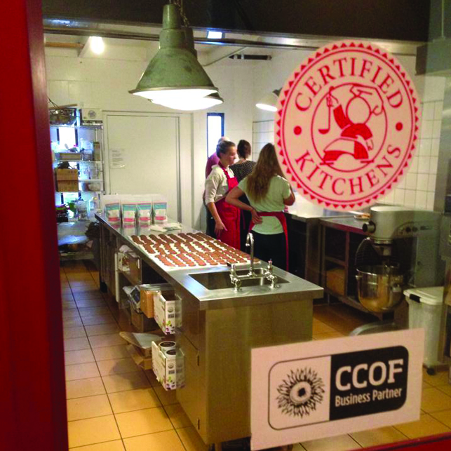 Certified Kitchens For Food Trucks