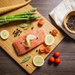 GF ingredients meal