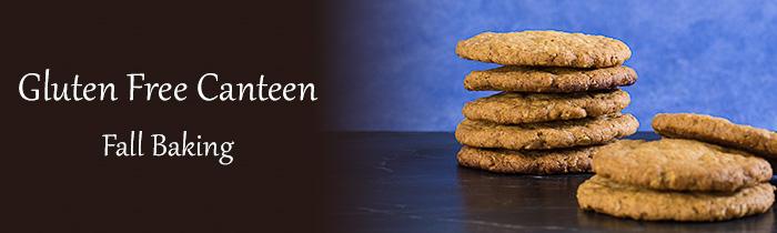 Gluten Free Canteen Fall Baking