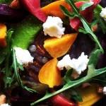 Salad by Chef Hiro Sone at Terra in Napa