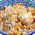 bowl of rice arsenic in rice is concerning on gluten free diet