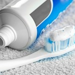 toothpaste and toothbrush -certain types can trigger aphthous ulcers or canker sores