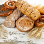 mouth sores and gluten image of bread containing gluen